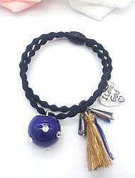 Women Rhinestone / Gemstone & Crystal / Cubic Zirconia / Fabric HeadbandCasual