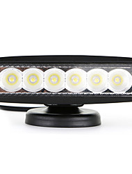 18W  Car Led Work Light Chandeliers