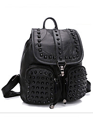 Women Other Leather Type Casual Event/Party Office & Career Backpack