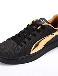 Men's Fashion Shoes Casual/Travel/Youth Breathable Microfibre Board Flats Shoes