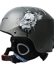 Универсальные шлем М: 55-58CM / S: 52-55CM Спортивные CE EN 1077 Сноубординг / Снежные виды спорта / Зимние виды спорта / Лыжи