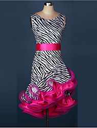 Costumes de Cosplay Plus de costumes Fête / Célébration Déguisement Halloween Rouge Points Polka Robe / CeintureHalloween / Noël /