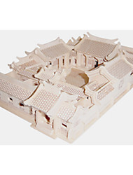 BeiJing SiheYuan 3 d Wooden Simulation/Stereo DIY Assembly Educational Toys