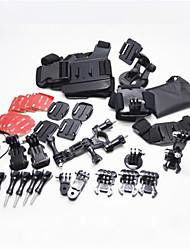 Accessoires pour GoPro, Caméra d'action / Caméra sport Fixation Frontale Grande Fixation Ventouse Caméra Sportive Tout en un Pratique