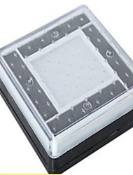 Solar Garden Lights Road Square Brick Lights Buried Lights