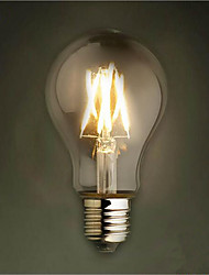 A19 6W LED Energy-Saving Decorative Imitation Retro Incandescent Light Bulbs