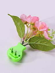 ночник прекрасные красочные изменения свет водить контроль датчик сакурой растения цветут свет ночи для младенца детей