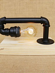 25-60 Rustic/Lodge Desk Lamps , Feature for Eye Protection , with Painting Use On/Off Switch Switch