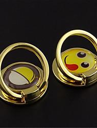 anneau métallique boucle support de téléphone mobile