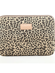 "Sleeve for Macbook 13"" Macbook Air 11""/13"" Macbook Pro 13"" MacBook Pro 13"" with Retina display Leopard Print Textile Material"