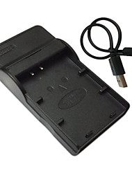 micro usb caméra mobile chargeur de batterie EL20 pour nikon en-EL20 j1 j2 j3 un AW1 s1