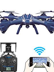 Drone Udi R/C U818S WIFI 4CH 6 Axis 2.4G With 720P HD Camera RC QuadcopterFPV / LED Lighting / One Key To Auto-Return / Headless Mode /