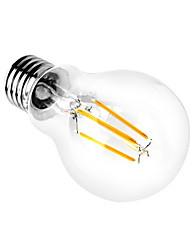1pcs 4W A60 E27 Led Filament Bulb Clear Grass Edison Light Bulbs Indoor led Lighting 110/240V