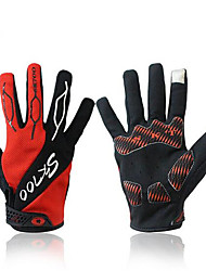 Activity Sports Gloves Cycling Bike Unisex Full-finger Gloves  Mittens  Sports GlovesAnti-skidding  Wearable Shockproof