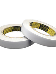 (Note Size 1300 Cm * 5cm *) White Paper Carpet Double-Sided Cloth-Based Tape