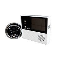 Door Monitor 2.4-Inch Video Doorbell