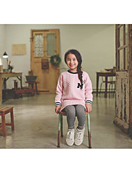 Girl's Casual/Daily Solid Sweater & Cardigan / Clothing SetCotton / Polyester Winter / Fall Pink