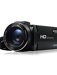 ORDRO HDV-Z20 Equipped With Wide Angle Lens 1080P FULL HD& WIFI Connection 8MP Sensor 24MP Remote Control