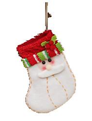 Acessórios de Festa / Artigos de Festa / Decoração Decoração Para Festas Ternos de Papai Noel Tecido