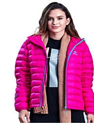 Tenue de Ski Hauts/Tops Femme Tenue d'Hiver Vêtement d'Hiver Etanche Respirable Garder au chaud Pare-vent VestimentaireSki Patinage Hors