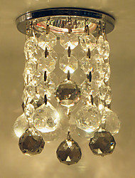 Decor Home Living Rooms Mini Crystal Ceiling Light with GU10