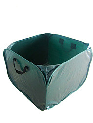 Folding Ink Garden Bags / Storage Barrels / Garden Trash