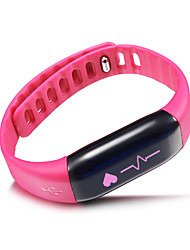 Life Sense Mambo HR Smart BraceletWater Resistant/Waterproof / Long Standby / Calories Burned / Pedometers / Health Care / Sports / Heart