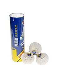 Bola de Badminton( DEPenas de Pato,Outras) -Elasticidade Alta / Durabilidade
