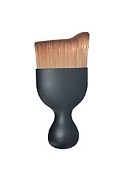 1 Contour Brush / Makeup Brushes Set / Blush Brush / Powder Brush / Foundation Brush / Other Brush Nylon / Synthetic Hair / Others