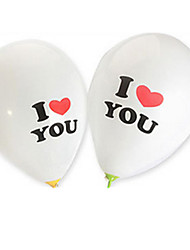 Balloons Cylindrical Rubber White 8 to 13 Years 14 Years & Up