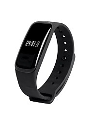 Smart BraceletWater Resistant/Waterproof / Long Standby / Pedometers / Exercise Log / Health Care / Sports / Heart Rate Monitor / Alarm