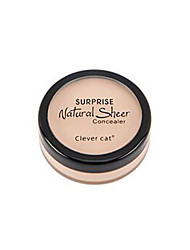 1 Concealer/Contour Nass Cream Concealer Gesicht Natural China Other