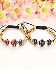 Bracelet Strand Bracelet Steel Birthday / Gift / Party / Daily / Casual / Outdoor Jewelry Gift Gold,1pc