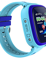 A Key To Help Touch-Screen Children'S Positioning Watch