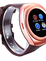 Nano SIM Card Bluetooth3.0 Android Hands-Free Calls / Media Control / Message Control / Camera Control 64MB Audio / Video Intelligent Watch