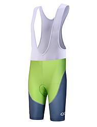 Sports QKI Cycling Wear Forcast Cycling Bib Shorts Mens /Quick Dry / Anatomic Design  / 5D Coolmax Gel Pad
