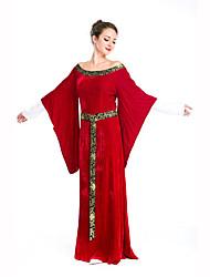 Court Costume Festival/Holiday Costumes  Dress / Belt Female Polyester