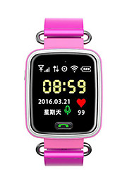 Touch Screen Smart Watch Card Can Be Children'S Phone Card