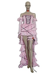 Cosplay Costumes / New Hot Japanese Anime Chobits Chii Pink Dress Cosplay Costumes Women Halloween Party