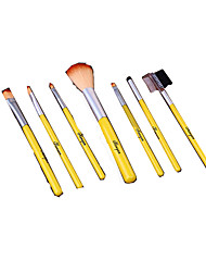 Professional Supply Han Yan Portable Beauty Makeup Brush Sets High-grade Long Pole Makeup Brush Sets