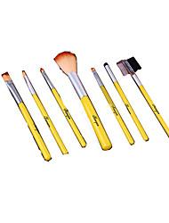 Makeup Brush Set Nylon Full Coverage Wood Face Others