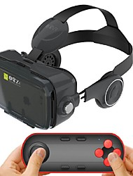 New Google Cardboard Black BOBOVR Z4 Gafas Realidad Virtual BOBO VR for Smartphone with Wireless Bluetooth Gamepad