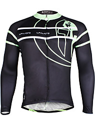 Ilpaladin Sport Men Long Sleeve Cycling Jerseys  CX724