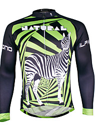 Ilpaladin Sport Men Long Sleeve Cycling Jerseys  CX727