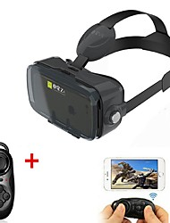 New Black BOBO Z4 Mini VR 3D Glasses Virtual Reality Headset Private Theater Game Video for 4.7 - 6.2 inch Smartphone with Bluetooth Controller
