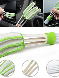 2016 New Cleaning Window Blinds Brushes Air Conditioning Car Keyboard Cleaner Shutter Home Tool Multifunctional Dust Cleaning Brush