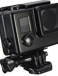 Acessórios para GoPro Caixa Protetora ImpermeávelPara-Câmara de Acção,GoPro Hero 4 Mergulho / Surfe / Passeios de barco / Viagem PVC