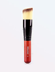 1 Foundation Brush Synthetic Hair Travel / Portable Wood Eye Others