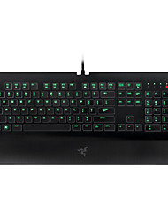 Gaming keyboard USB Monochromatic backlit Razer DeathStalker