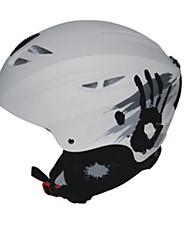 Helm Unisex Sport Sportschutzhelm Schneehelm EPS / ABS Schnee Sport